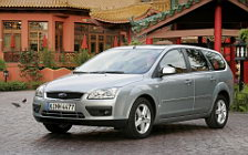 Cars wallpapers Ford Focus Turnier - 2005