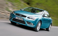 Cars wallpapers Ford Focus Coupe Cabriolet - 2006
