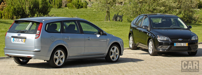 Cars wallpapers Ford Focus S - 2007 - Car wallpapers