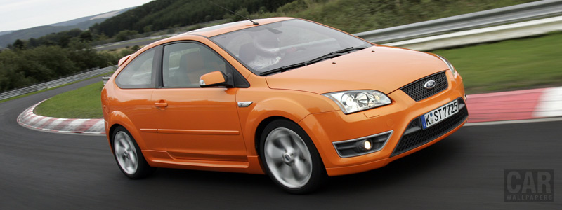 Cars wallpapers Ford Focus ST - 2007 - Car wallpapers