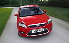 Cars wallpapers Ford Focus Hatchback 3door - 2008