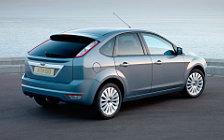 Cars wallpapers Ford Focus Hatchback 5door - 2008