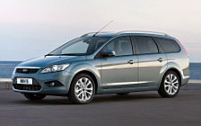 Cars wallpapers Ford Focus Estate - 2008