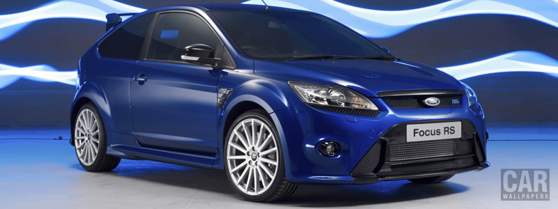 Cars wallpapers Ford Focus RS - 2008 - Car wallpapers
