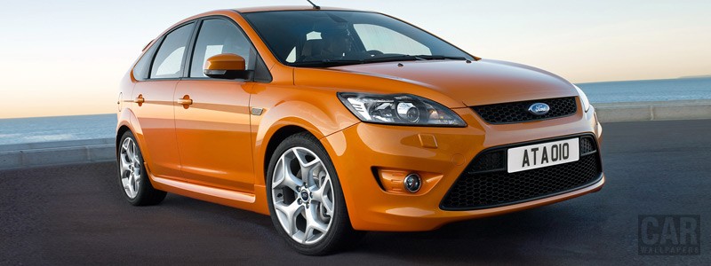 Cars wallpapers Ford Focus ST - 2008 - Car wallpapers
