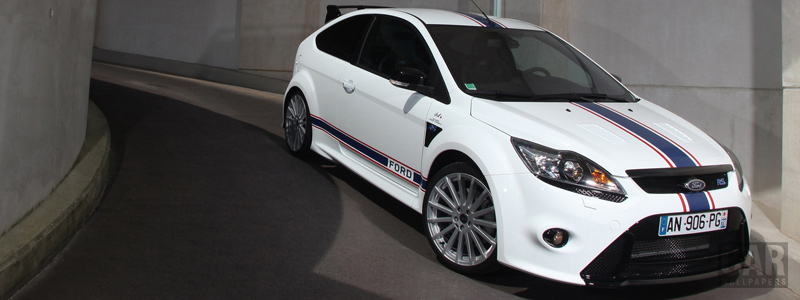 Cars wallpapers Ford Focus RS Le Mans Classic - 2010 - Car wallpapers