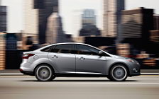 Cars wallpapers Ford Focus Sedan - 2011