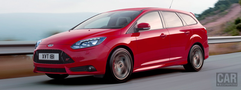 Cars wallpapers Ford Focus ST Wagon - 2011 - Car wallpapers