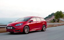 Cars wallpapers Ford Focus ST Wagon - 2011