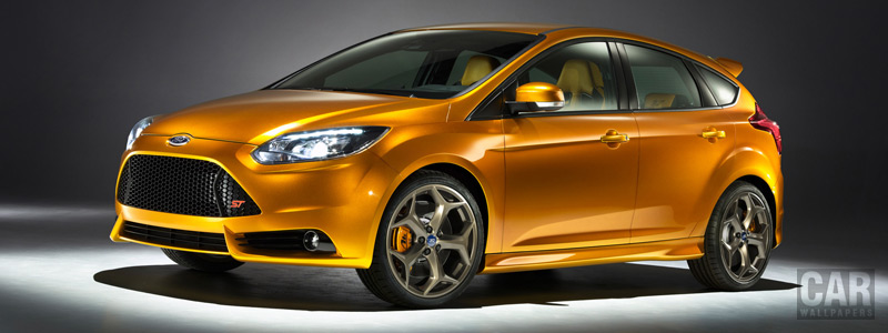 Cars wallpapers Ford Focus ST - 2011 - Car wallpapers
