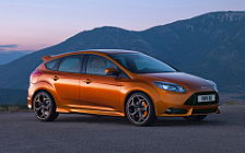 Cars wallpapers Ford Focus ST - 2011