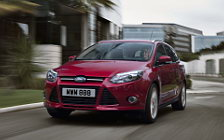 Cars wallpapers Ford Focus Wagon - 2011