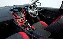 Cars wallpapers Ford Focus Zetec S UK - 2012