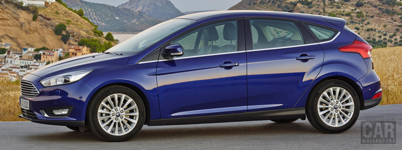 Cars wallpapers Ford Focus Hatchback - 2014 - Car wallpapers