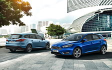 Cars wallpapers Ford Focus Hatchback - 2014