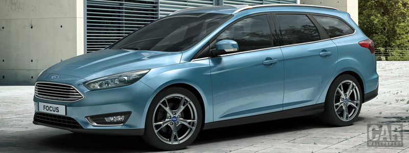 Cars wallpapers Ford Focus Turnier - 2014 - Car wallpapers