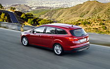 Cars wallpapers Ford Focus Turnier - 2014