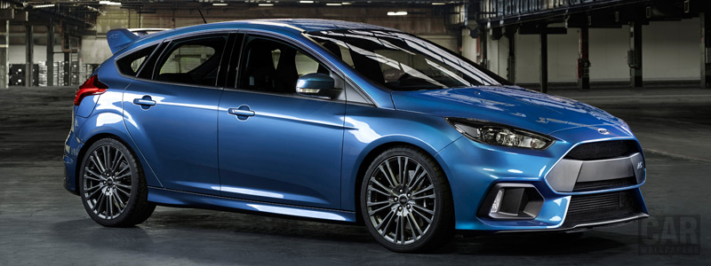 Cars wallpapers Ford Focus RS - 2015 - Car wallpapers