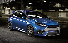 Cars wallpapers Ford Focus RS - 2015