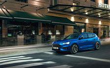 Обои автомобили Ford Focus ST-Line - 2018