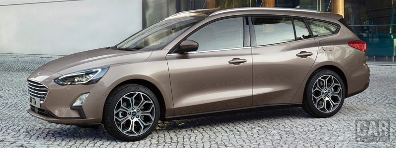 Обои автомобили Ford Focus Turnier Titanium - 2018 - Car wallpapers