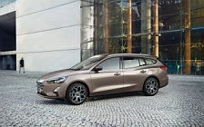 Обои автомобили Ford Focus Turnier Titanium - 2018