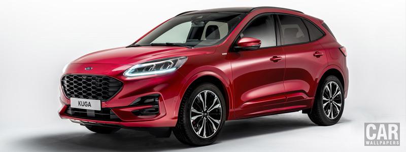 Обои автомобили Ford Kuga ST-Line - 2019 - Car wallpapers