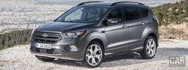 Ford Kuga ST-Line - 2016