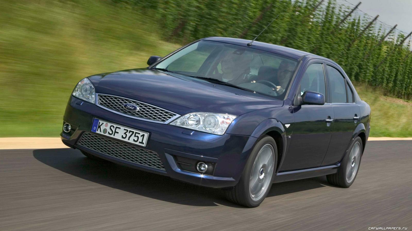 Чехлы на Ford Mondeo 4 c 2007г. (Titanium) - avtobm.ru