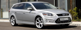 Ford Mondeo Estate Titanium X Sport UK-spec - 2011