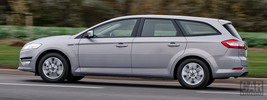 Ford Mondeo Estate UK-spec - 2010