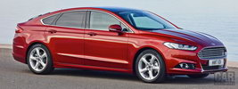Ford Mondeo Hatchback - 2014