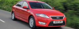 Ford Mondeo Hatchback ECOnetic UK-spec - 2009