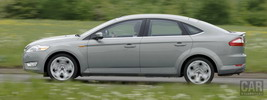 Ford Mondeo Hatchback Titanium X UK-spec - 2007