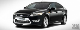 Ford Mondeo Titanium X Sport UK-spec - 2008