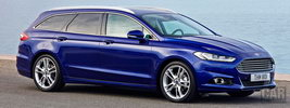Ford Mondeo Turnier - 2014