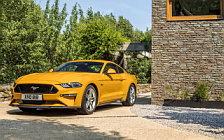 Обои автомобили Ford Mustang GT Fastback EU-spec - 2017