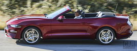 Ford Mustang EcoBoost Convertible EU-spec - 2017