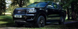 Ford Ranger Limited Black Edition Double Cab - 2017