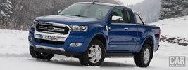 Ford Ranger Limited Super Cab - 2015