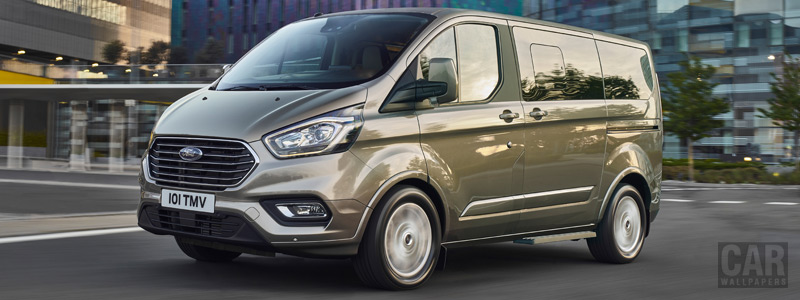Обои автомобили Ford Tourneo Custom - 2017 - Car wallpapers