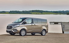 Обои автомобили Ford Tourneo Custom - 2017