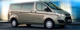 Ford Tourneo Custom LWB - 2012