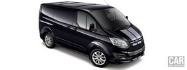 Ford Transit Custom Sport Van - 2013