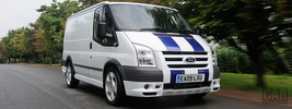 Ford Transit Sportvan UK - 2009